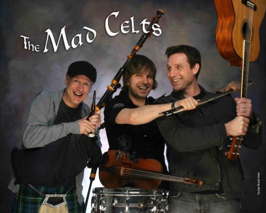 THE MAD CELTS - Vancouver Celtic Irish Scottish Ceilidh Band